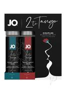 Jo 2 To Tango Couples Pleasure Kit Lubricant